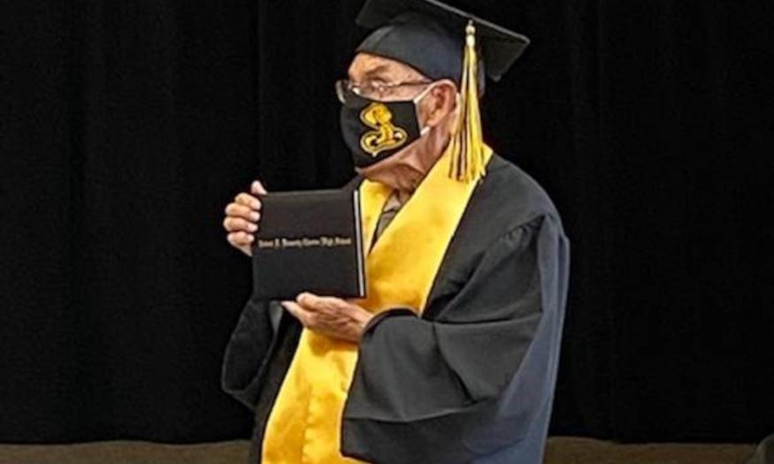 Mr. Romero - Vetaeran Graduate
